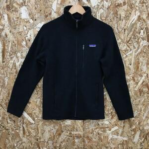 patagonia レディース ベターセータージャケット ブラック サイズ:S[jgg]