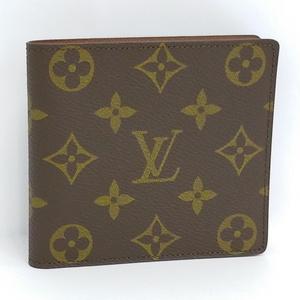 美品ルイヴィトン 二つ折り 札入れ財布 ポルト ビエ カルト クレディ モノグラム M60879