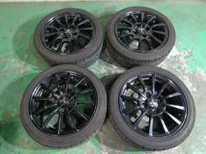 Z27A Colt Ralliart VERSION R Mitsubishi 16 -inch aluminium wheel 4ps.