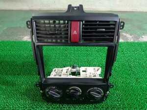 Z27A Colt Ralliart VERSION R center panel