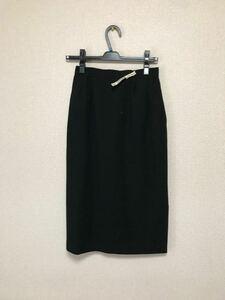 タイトスカート ロングスカート ウールスカート スカート