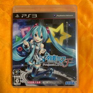 【PS3】 初音ミク -Project DIVA- F