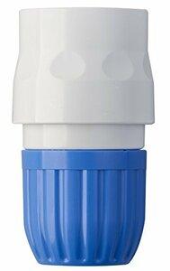ブルー 適合内径12-15mm タカギ(takagi) ホース ジョイント コネクター 普通ホース G079FJ 【安心の2年間