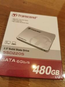 Transcend 2.5インチ SSD 480GB TS480GSSD220S