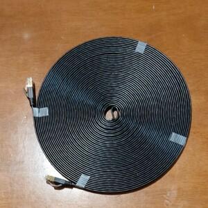 LANケーブル CAT.7 フラット15m