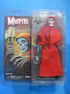 未開封 ネカ NECA ミスフィッツ misfits ザ・フィーンド クリムゾンゴースト 8インチ アクションドール レッド ver フィギュア