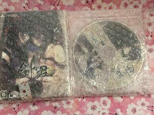 剣が君 for V PSvita プレステヴィータ ツインパック PlayStation プレイステーション 特典CD付