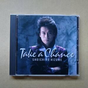 日詰昭一郎 / テイク・ア・チャンス TAKE A CHANCE [CD] 1989年盤 R32A-1057