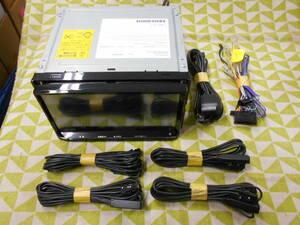 ね-108 ★ケンウッド MDV-S707★ 2020年製 メモリーナビ フルセグ/CD/DVD/SD/USB/Bluetooth Kenwood