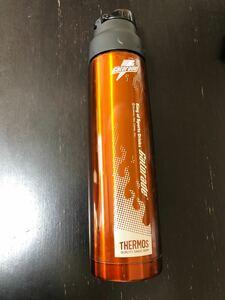 サーモス水筒ボトル 真空断熱スポーツボトル(水筒) FDQ-1001FGA 容量1.0リットル(オレンジ)