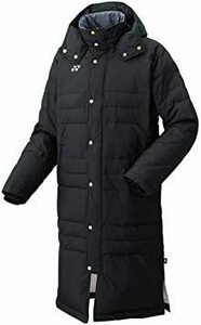 新品007:ブラック S ヨネックス(YONEX) ベンチコート 90054 007 ブラック S4ZCD