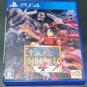 ワンピース海賊無双4 PS4