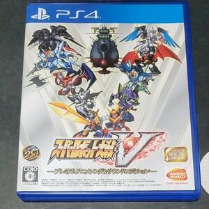 スーパーロボット大戦V プレミアムアニメソング&サウンドエディション PS4 スパロボV