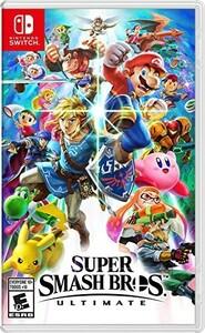 大乱闘スマッシュブラザーズSPECIAL 北米版 Nintendo Switch