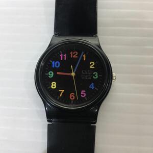 腕時計 クオーツ Citizen Q&Q quartz 10bar 動作未確認 現状品