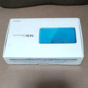 人気 ニンテンドー3DS 本体 ライトブルー 3DS 本体 任天堂