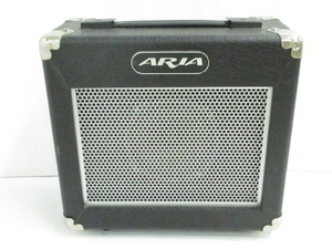 n13540-ty 中古○アンプ Aria AG-10X アリア クロ [087-211017]