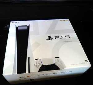 ★新品未開封★ PS5本体 ディスクドライブ搭載モデル sony