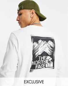 The north face ストローク ロングスリーブ Tシャツノースフェイス