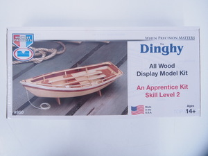 ●0.05 Midwest [未開封] The Dinghy ディンギー 木製 ボート#950 LEVEL 2