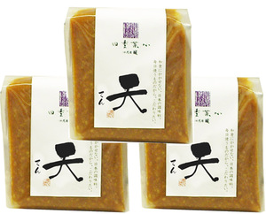 【Try!] [Popular product] [Free Shipping] US Miso Heaven 1kgx3 Bag Free Shipping