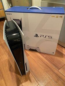 PlayStation 5 (CFI-1000A01) 中古品