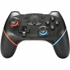Switch コントローラー Mitkveem 無線Bluetooth接続 HD振動 6軸ジャイロセンサー搭載 スイッチコントローラー TURBO連射機能付き