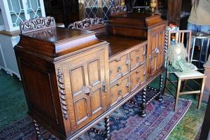 イギリスアンティーク家具 アンティークサイドボード サイドボード ビクトリアン/サイドボード キャビネット 英国製 n134-3