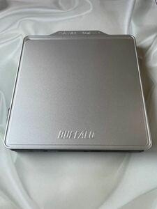 BUFFALOポータブルDVDドライブ DVSM-PC58U2V-SVC