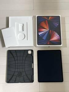 iPad Pro 12.9インチ 第5世代 128GB Wi-Fiモデル カバーおまけします