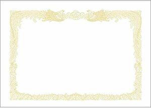 白色 A3 ササガワ 賞状用紙 タカ印 OA対応 縦書き用 白 A3 10枚 10-1080