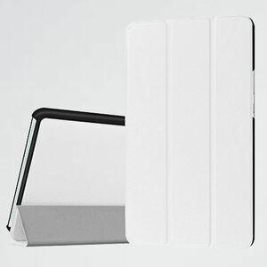 未使用 新品 6-ZB 8.4インチ専用 ホワイト ケ-ス 8.4 ケ-ス LeTrade スタンド 機能付き 三つ折 高級PUレザ- 超薄型最軽量 傷つけ防止