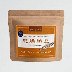 好評 新品 ひきわり 乾燥納豆 2-4Q 大豆イソフラボン アグリコン含有 100g 国産大豆100%使用 国内製造 生きている納豆菌 無添加