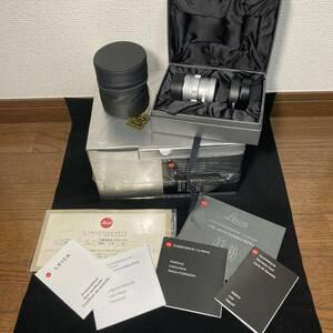 【送料無料】LEICA ライカ GERMANY SUMMICRON 50mm F2 50周年記念 限定品