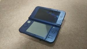 Newニンテンドー3DS LL メタリックブルー New3DSLL new NINTENDO 3DS LL タッチペン