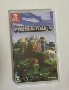 【送料無料】新品未開封 Minecraft Nintendo Switch版 HAC-P-AEUCA ◆ マインクラフト ニンテンドースイッチ