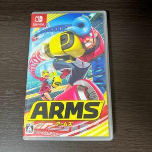 ARMS アームズ Nintendo Switch 任天堂 スイッチ