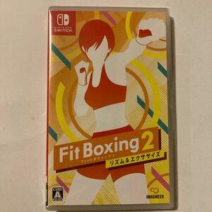【Switch】 フィットボクシング2 新品