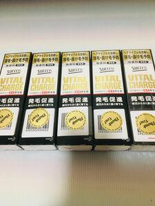 SUCCESS サクセス 育毛剤 バイタルチャージ 200ml5個セット