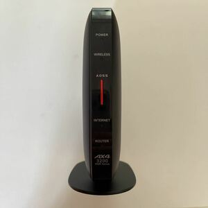 BUFFALO WiFi 無線LAN ルーター WSR-A2533DHP3-BK