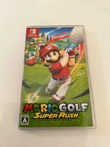 Nintendo Switch ニンテンドースイッチソフト Switchソフト Switch マリオゴルフ ニンテンドースイッチ