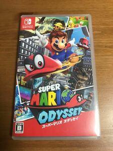 スーパーマリオオデッセイ ニンテンドースイッチ Nintendo Switch