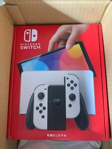 Nintendo Switch 有機ELモデル ホワイト