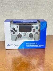 PS4 ワイヤレスコントローラー 純正品 ホワイト