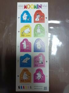 趣味切手シート ムーミン シール切手シート