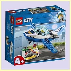 ☆★今だけsale★☆新品☆未使用★ シティ レゴ(LEGO) 8-H9 おもちゃ 男の子 ジェットパトロ-ル 60206 ブロック