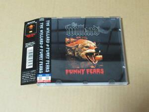 THE WILLARD / ザ・ウィラード 「FUNNY FEARS」の中古CD