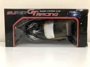 【18929C】1スタ!【SUPER GT RACING】★ラジコン★ブラック★スーパージーティレーシング★ラジオコントロールカー ★