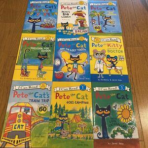 英語絵本 I Can Read! my first level1 9冊セット 洋書