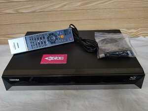 東芝 REGZA RD-BZ710 レグザ ブルーレイレコーダー 500GB 2番組同時録画 B-CAS HDMI リモコン 付 2011年製